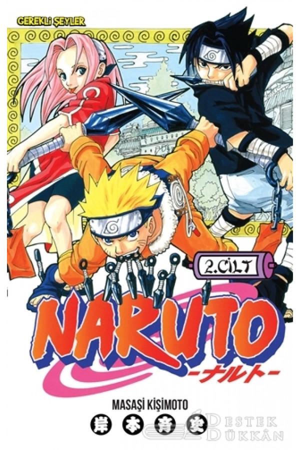 Naruto 2. Cilt