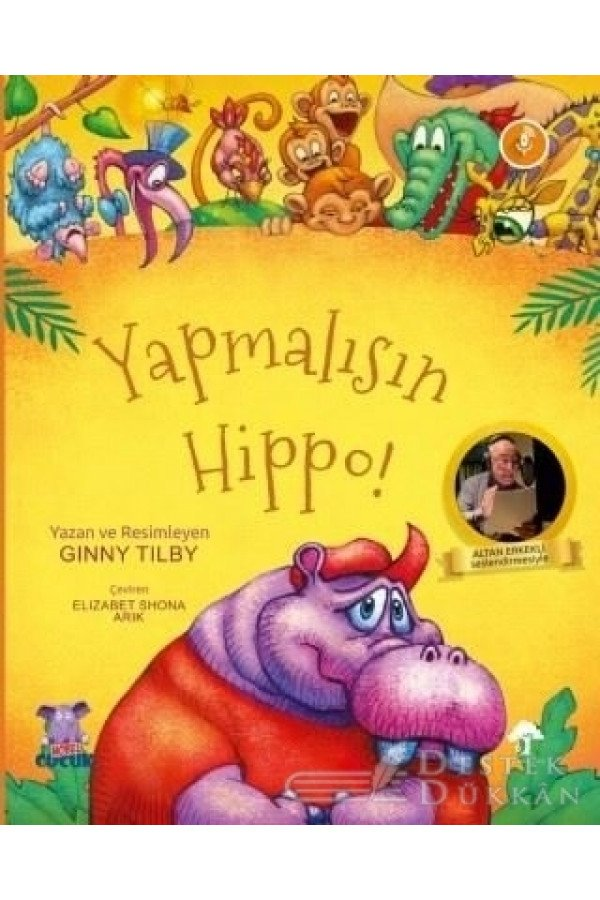 Yapmalısın Hippo!