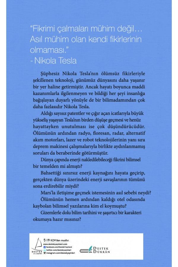 O Kadar Cahilsiniz Ki Dininiz Var Diye Ahlaka İhtiyacınızın Kalmadığını Zannediyorsunuz - Nikola Tesla