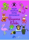 Küçük Hediyeler Büyük Mutluluklar Boyama Kitabı