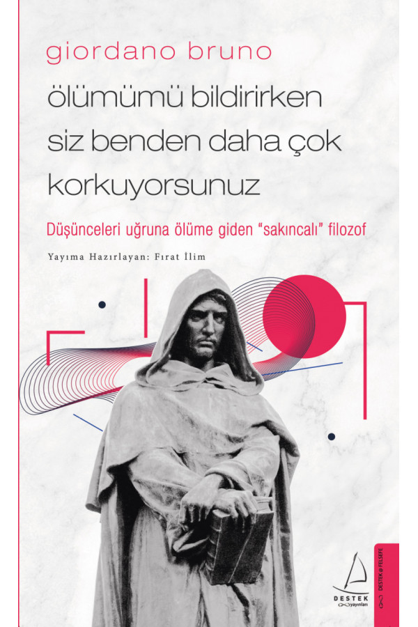 Ölümümü Bildirirken Siz Benden Daha Çok Korkuyorsunuz - Giordano Bruno