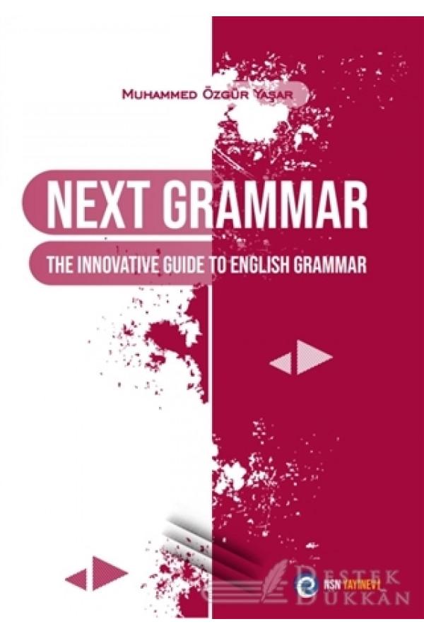 Next Grammar The Innovative Guide To English Grammar