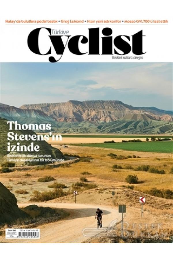 Cyclist Dergisi Sayı: 80 Ekim 2021