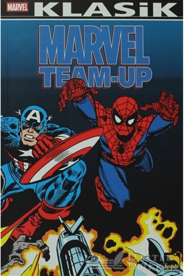 Marvel Team-up Klasik Cilt: 2