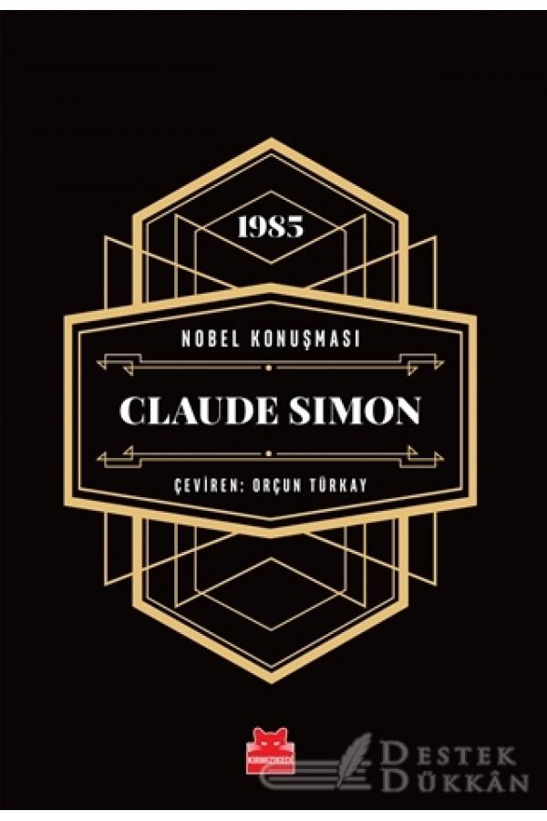 Nobel Konuşması - Claude Simon