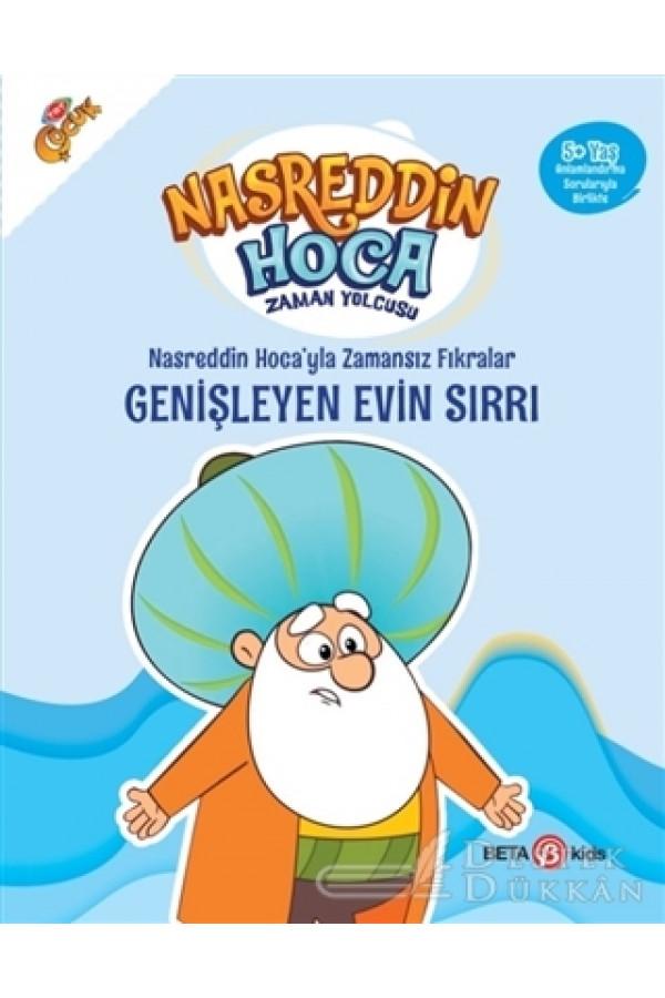 Nasreddin Hoca'yla Zamansız Fıkralar - Genişleyen Evin Sırrı