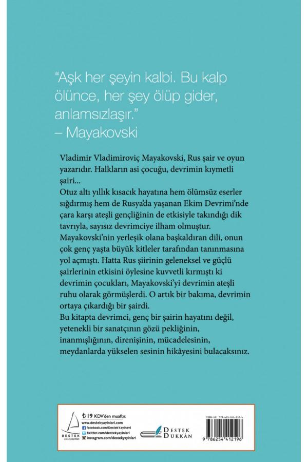 Hiçbir Şey Silemez Aşkı - Mayakovski