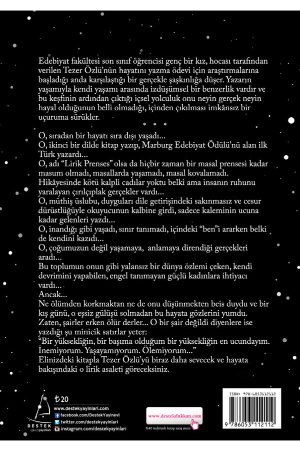 Lirik Prenses Tezer