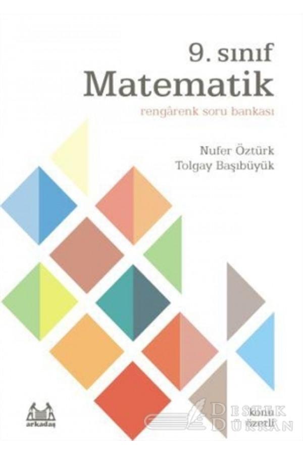 9. Sınıf Matematik Rengarenk Konu Özetli Soru Bankası