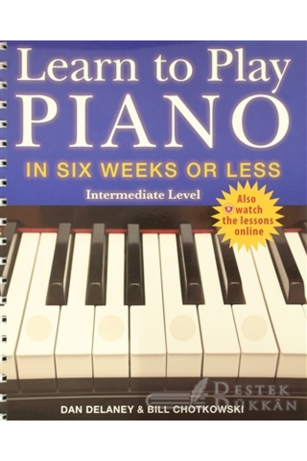 Learn To Play Piano İn Six Weeks Or Less