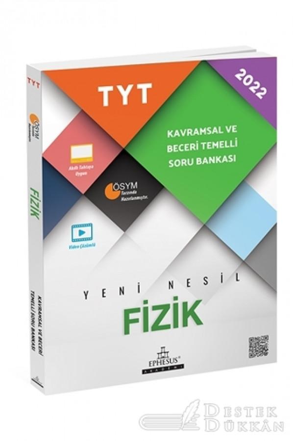 TYT Fizik Kavramsal ve Beceri Temelli Soru Bankası