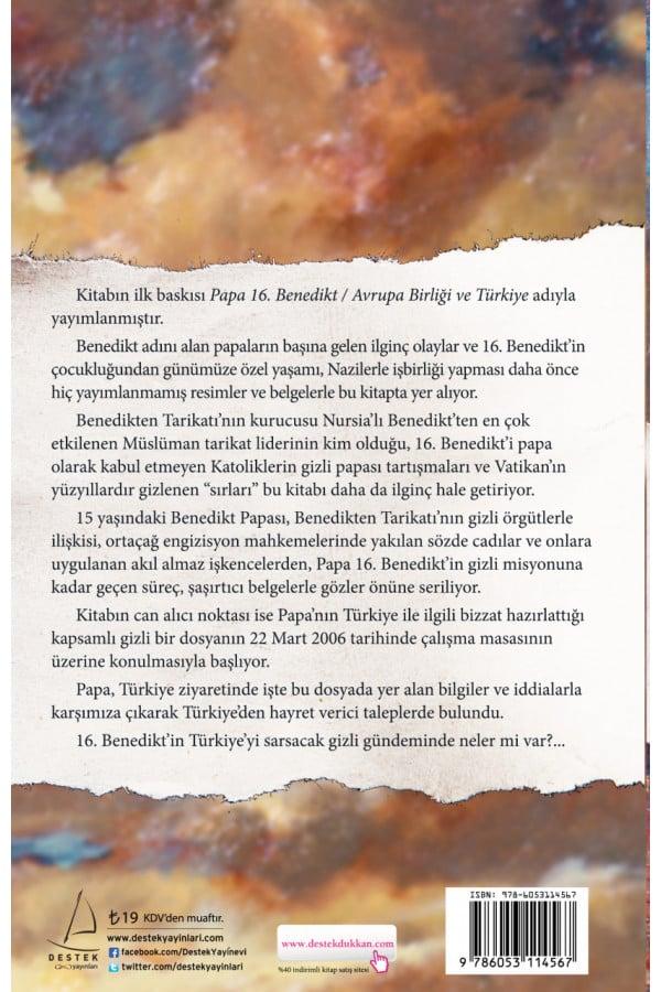 Papa 16. Benedikt - Gizli Türkiye Gündemi